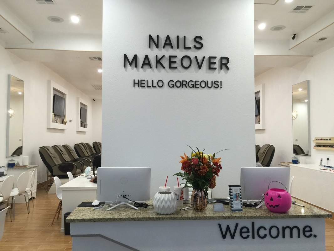 Nails Makeover