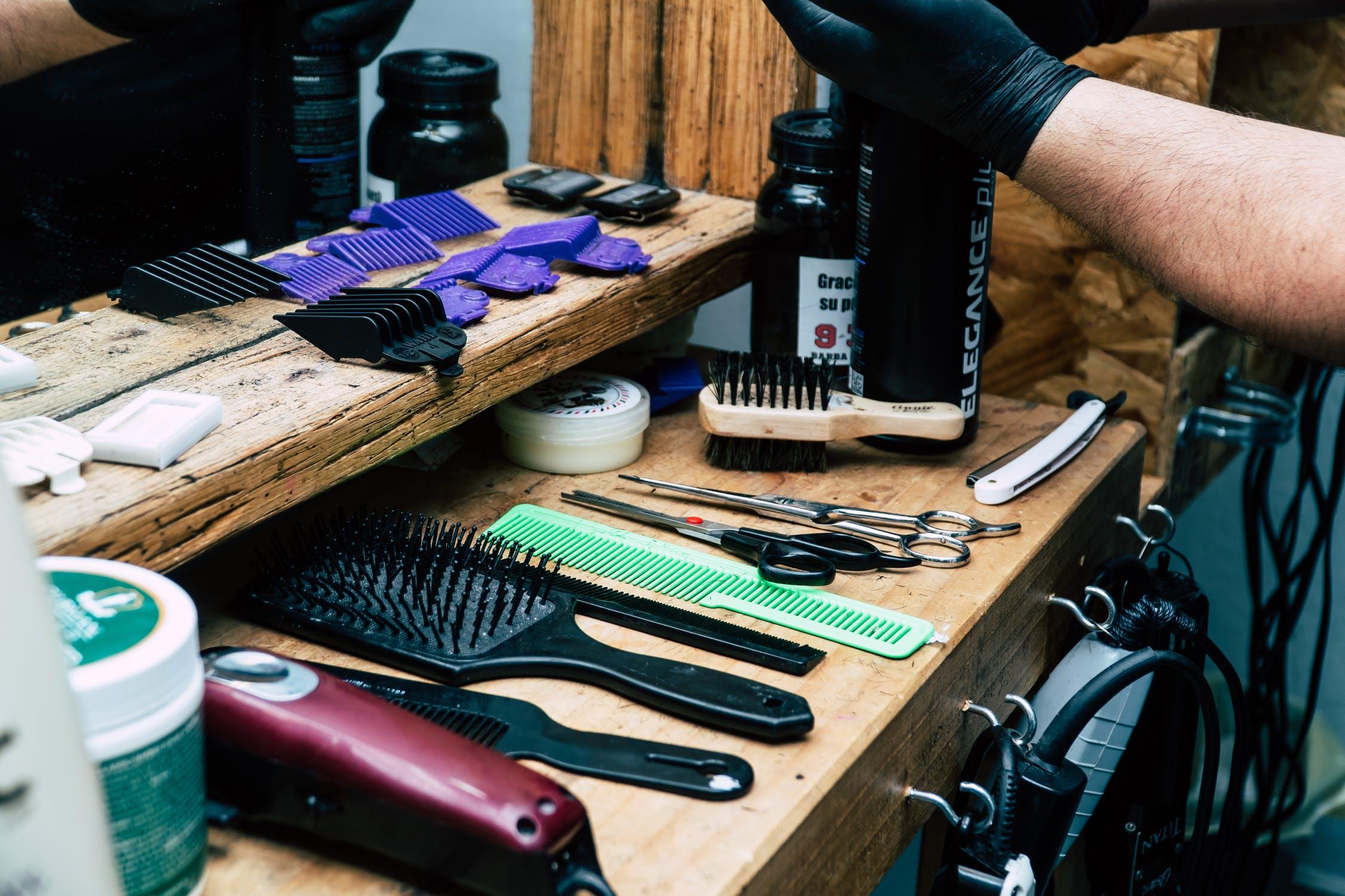 Colony Barbers